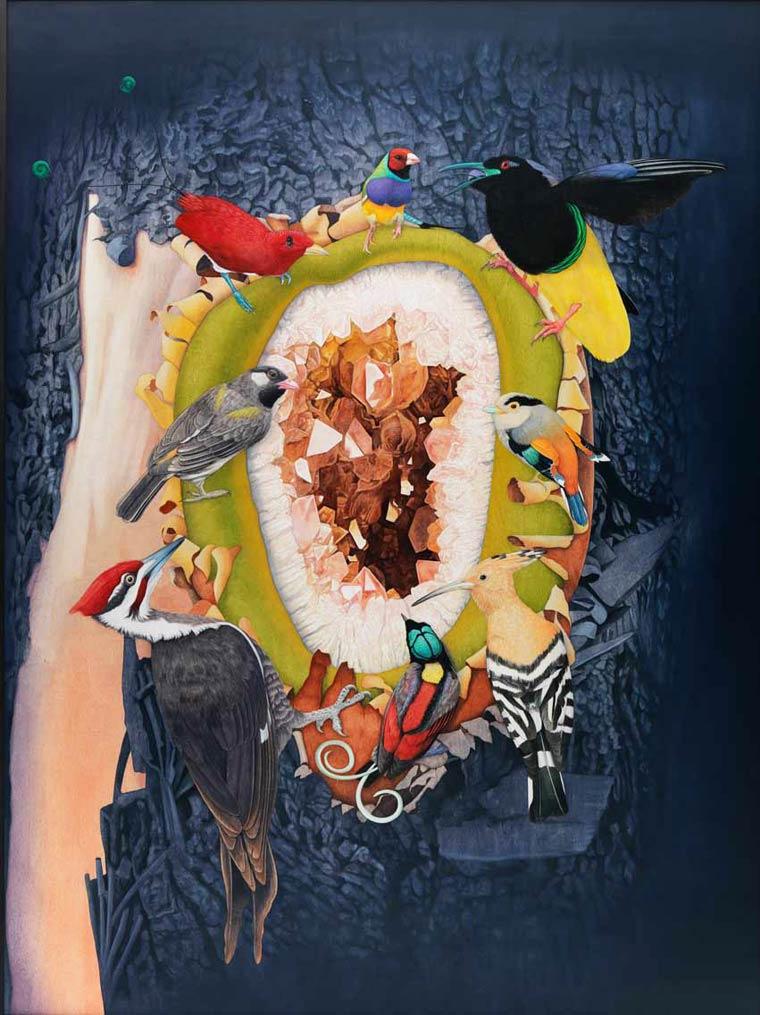 Сюрреалистические картины Tiffany Bozic 14