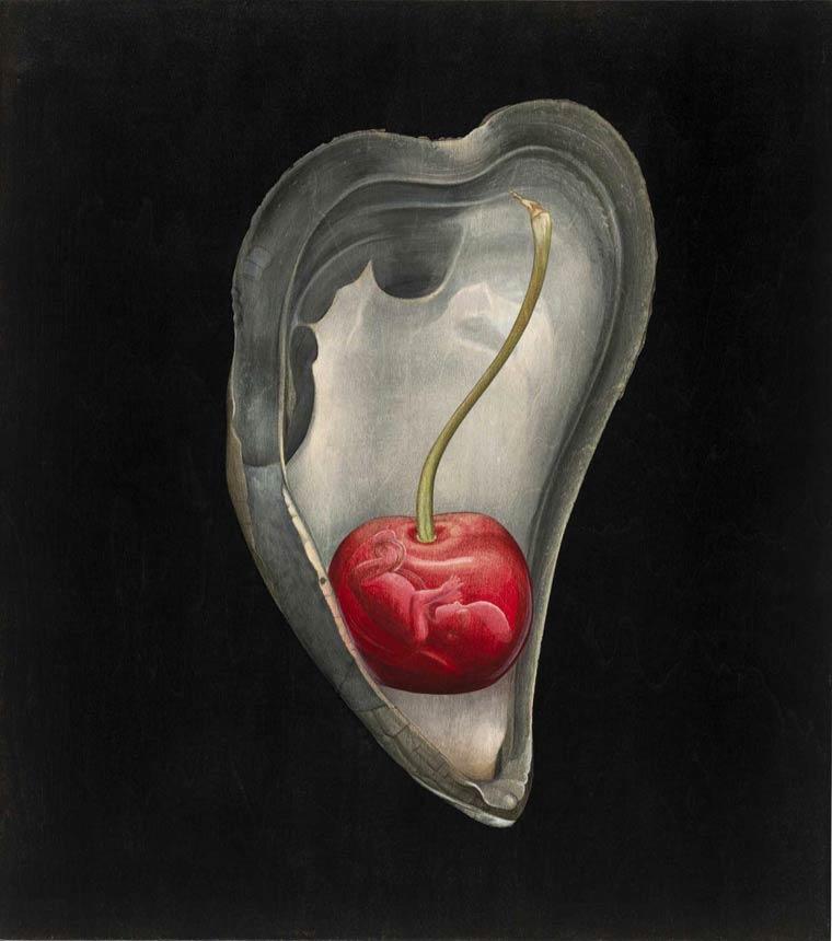 Сюрреалистические картины Tiffany Bozic 3