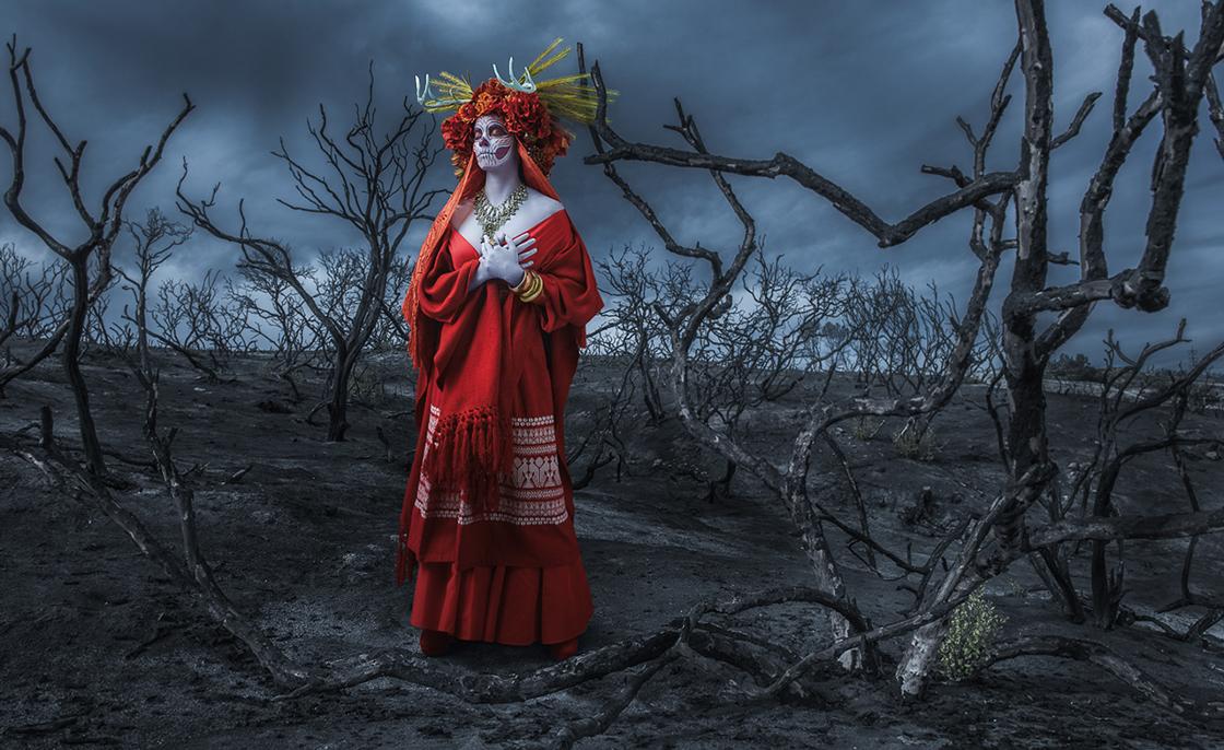Сюрреалистический фотопроект Las Muertas 1
