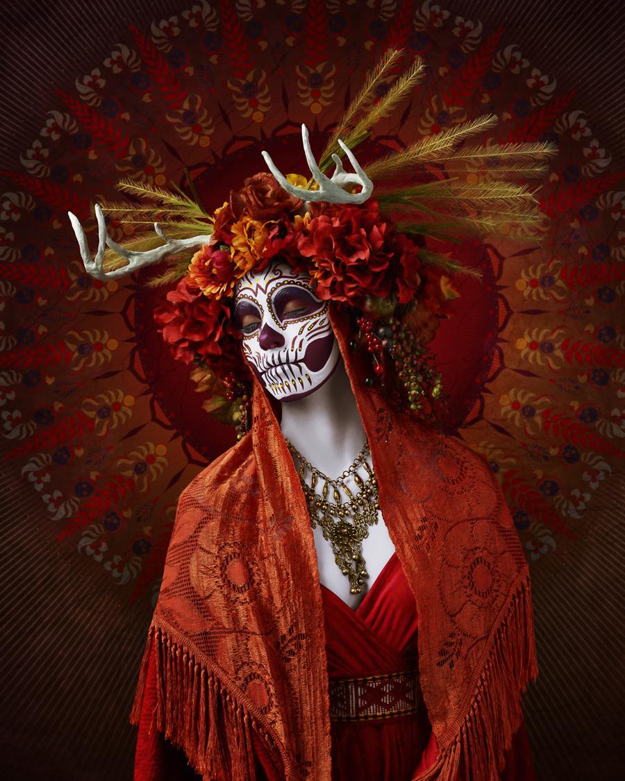Сюрреалистический фотопроект Las Muertas 2