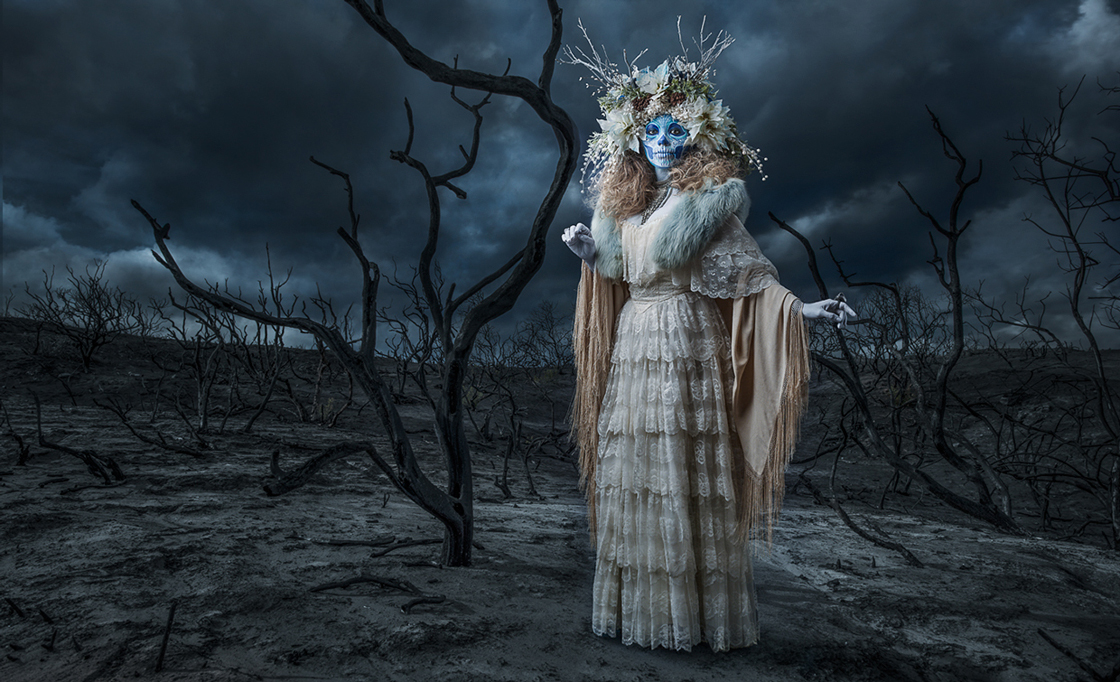 Сюрреалистический фотопроект Las Muertas 3