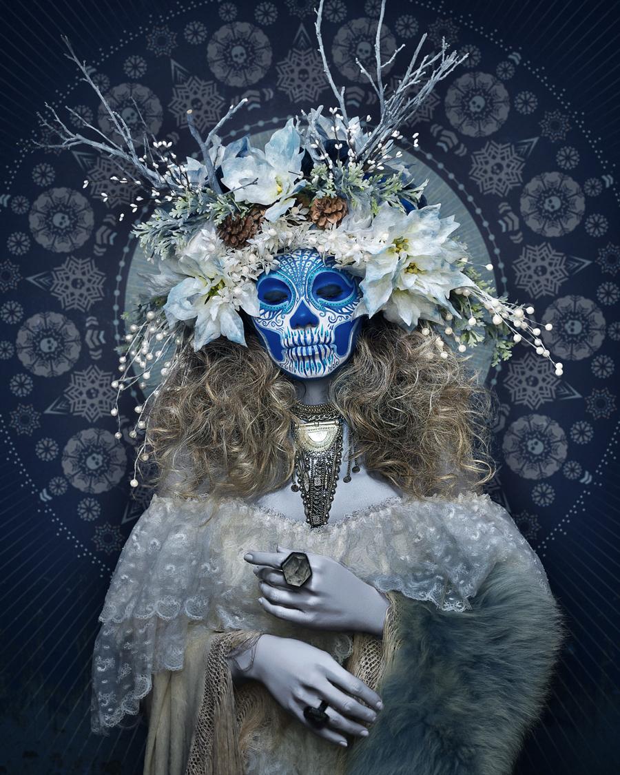 Сюрреалистический фотопроект Las Muertas 4