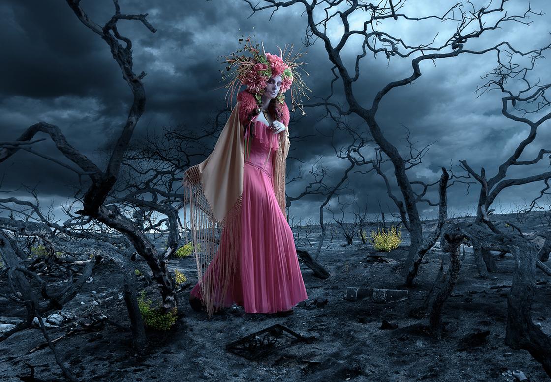Сюрреалистический фотопроект Las Muertas 5