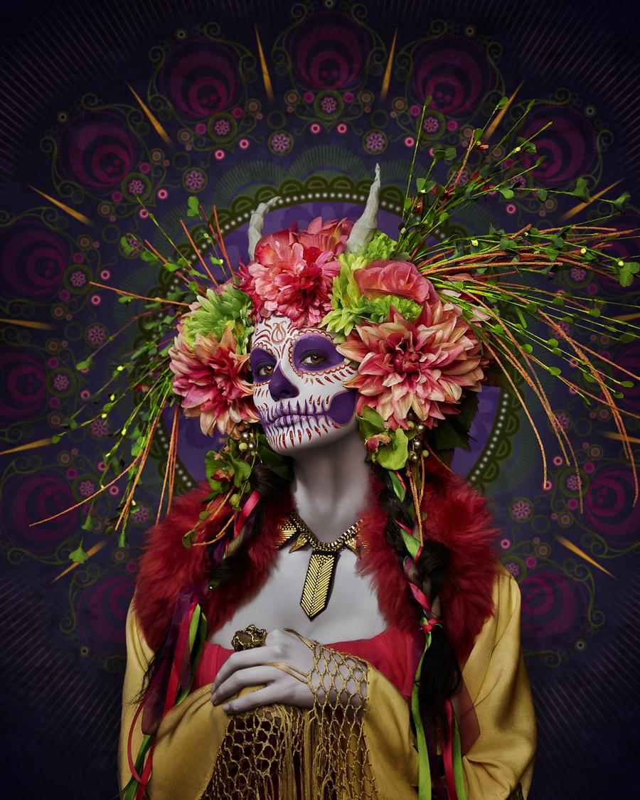 Сюрреалистический фотопроект Las Muertas 6