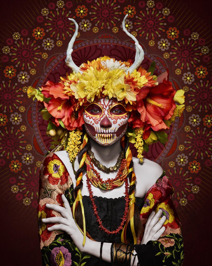 Сюрреалистический фотопроект Las Muertas 8