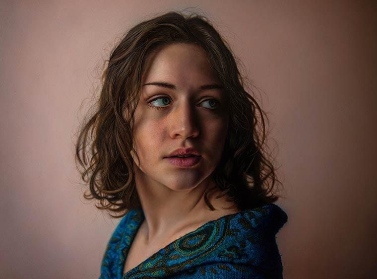 Ультрареалистичные портреты Marco Grassi13