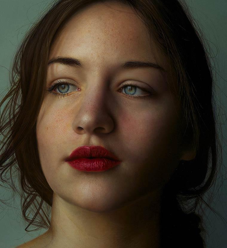Ультрареалистичные портреты Marco Grassi17
