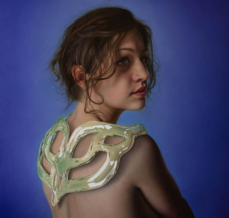 Ультрареалистичные портреты Marco Grassi4