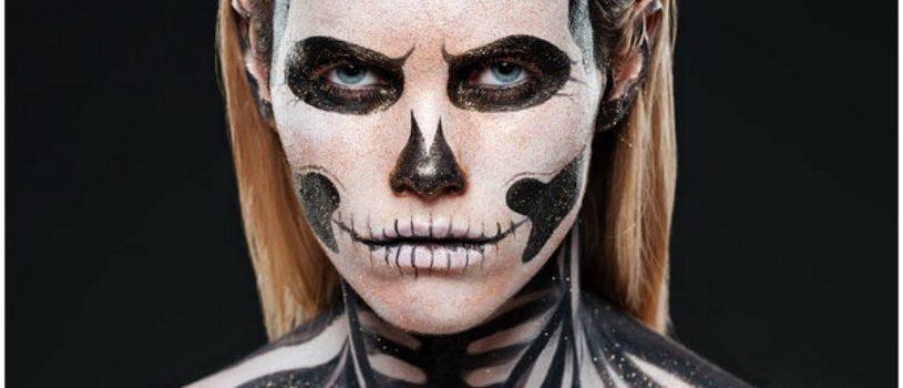 Добро пожаловать в пугающий мир Хэллоуина!