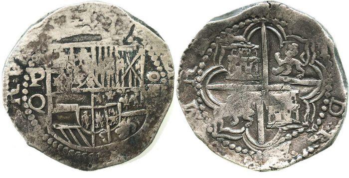 ispanskaya-moneta-v-8-realov-sdelannaya-i