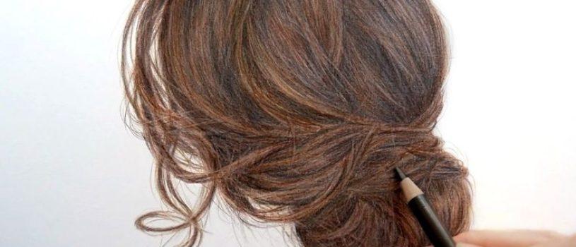 Невероятно реалистичные волосы, нарисованные при помощи 8 цветных карандашей