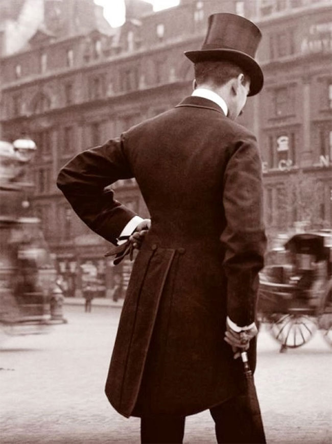 Лондон, 1904.