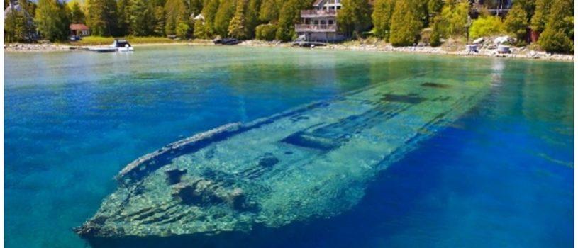Затонувшие корабли, которые до сих пор будоражат умы охотников за сокровищами