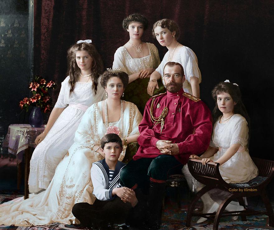carskaya-semya-1914-god