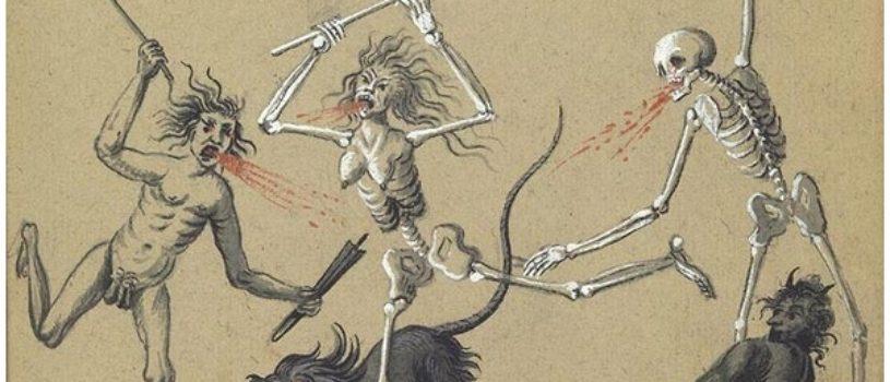 Дьявол и его слуги: демонические иллюстрации оккультной книги 18 века