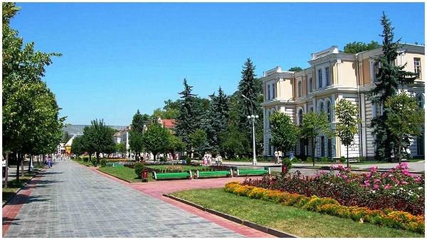 Кратко о Ставрополе