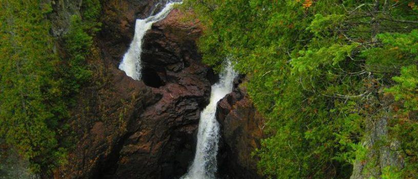 Тайны природы «Водопад дьявола»