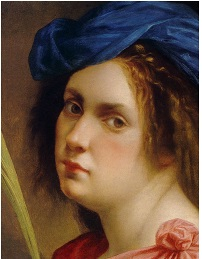 Артемизия Джентилески (1597-1651)