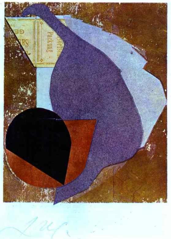До моего рождения - Жан Арп (1914)