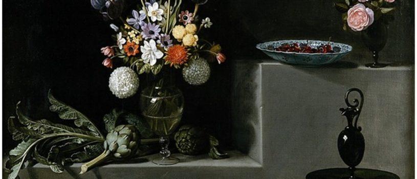 Хуан ван дер Хамен и Леон — мастер натюрморта