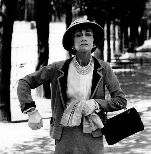 Коко Шанель вернулась в Париж