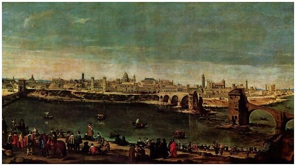 Мадрид — культурная столица Европы 17 века