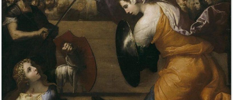 Поединок женщин —  Хусепе Риберы