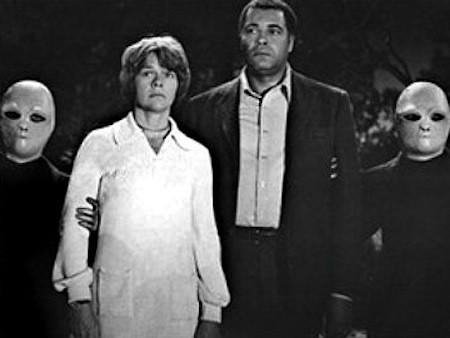 Похищение супругов Бетти и Барни Хилл
