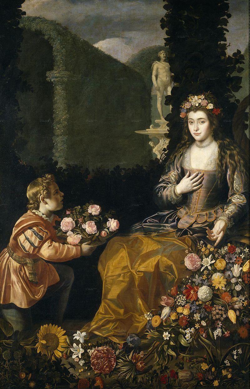 Предложение Флоре, 1627