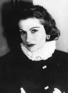 Коко Шанель фото 1939
