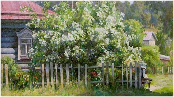 Современный импрессионизм художника Олега Захарова