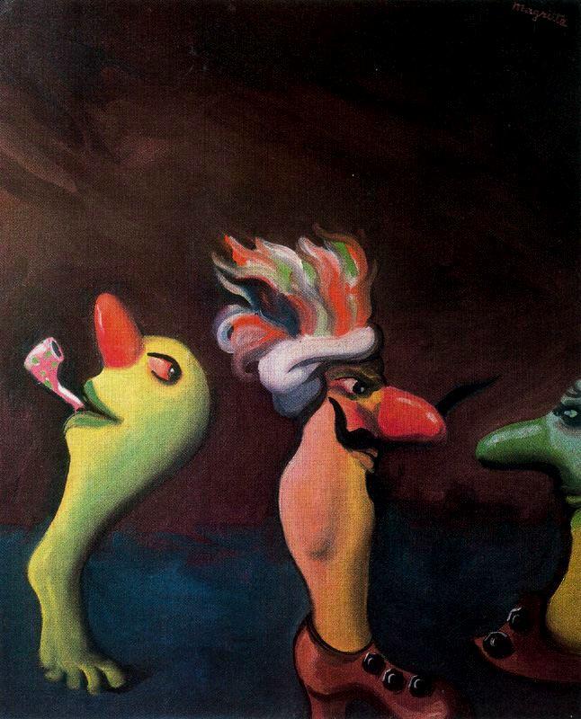 Триумфальное шествие , 1947
