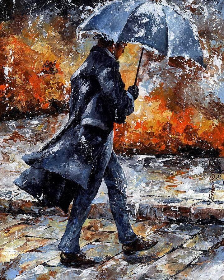 Дождливый день # 22 от Emerico Имре Тота