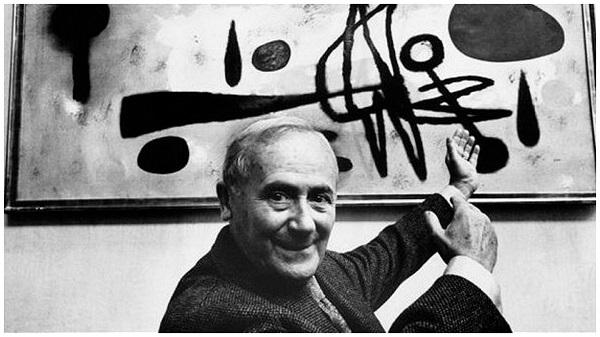 Жоан Миро – произведения и творческая биография