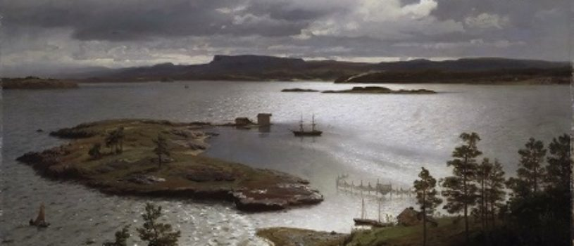 Ханс Фредрик Гуде — норвежский художник-пейзажист и маринист романтического направления