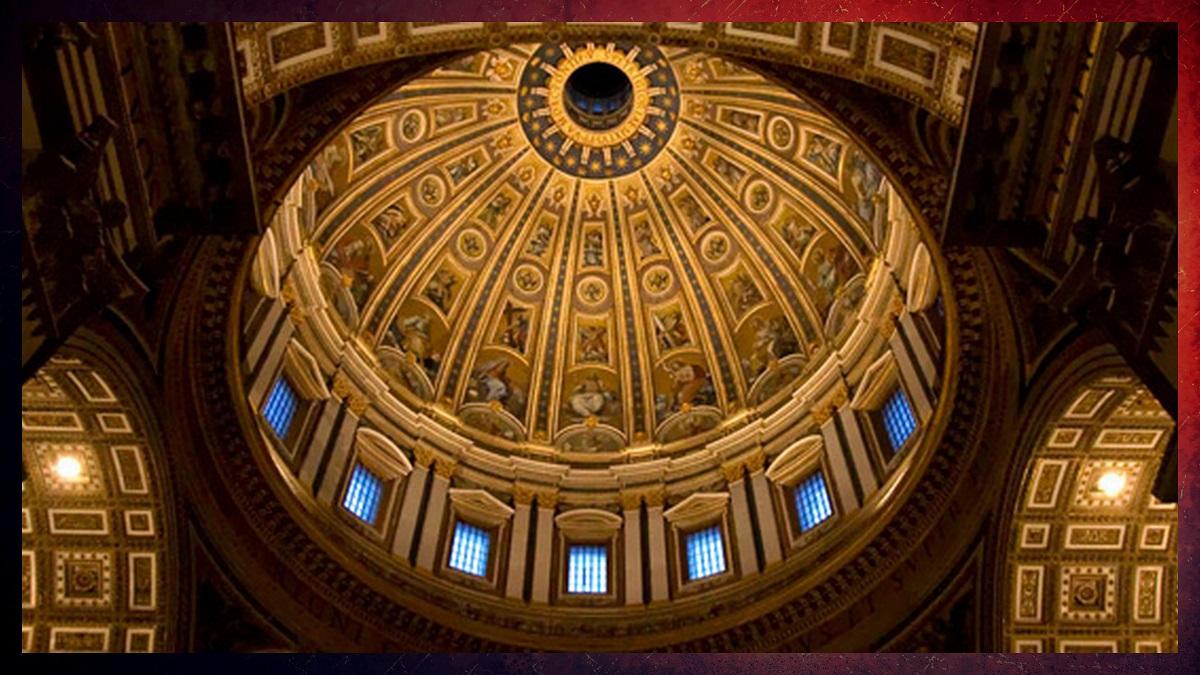Смерть в Ватикане