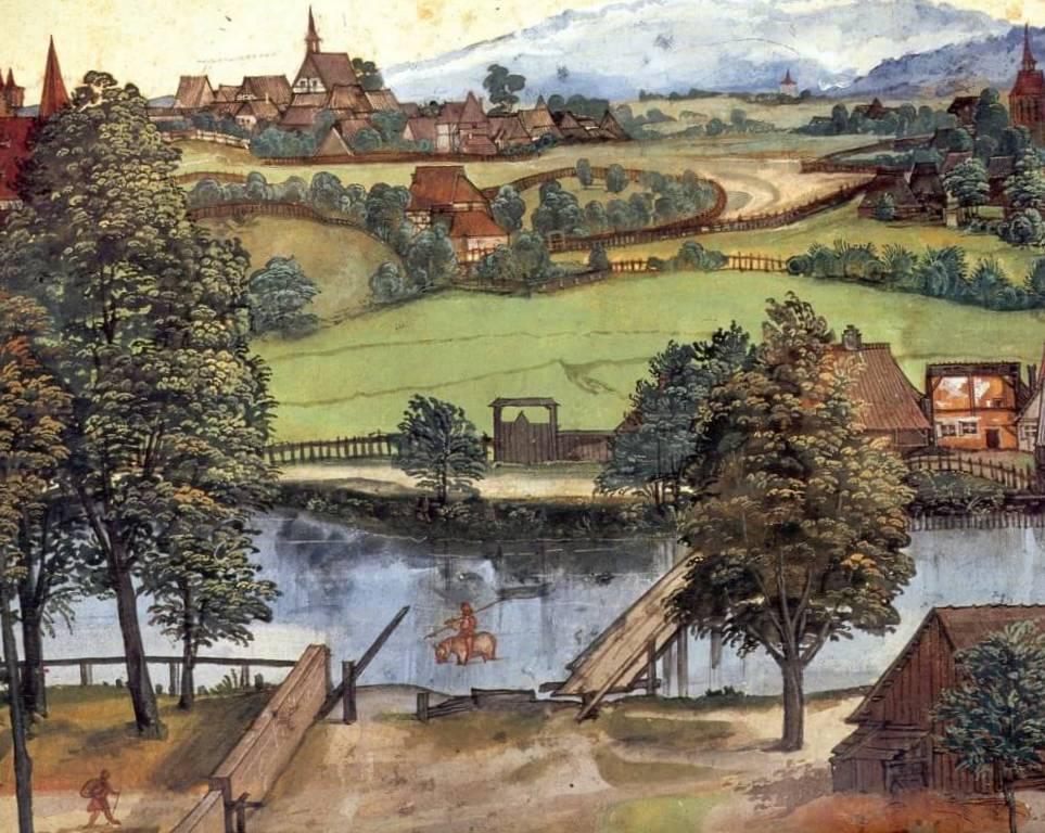 Альбрехт Дюре (1494)