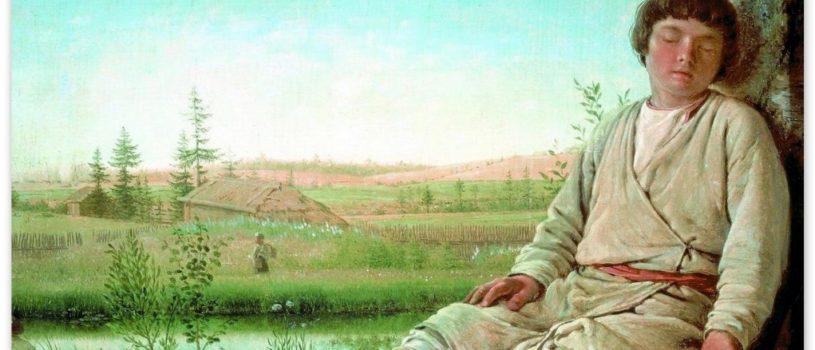Романтические картины Алексея Гавриловича Венецианова