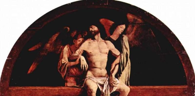 Алтарь из церкви Санта-Кристина в Тивароне - Лоренцо Лотто (1507, Тревизо)