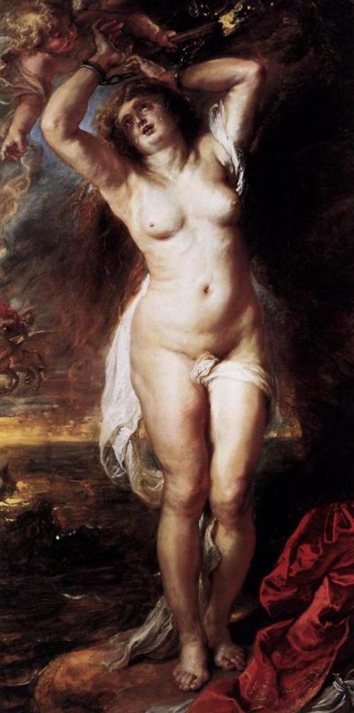 Андромеда - Питер Пауль Рубенс (1638)