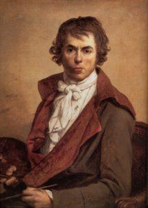 Автопортрет - Жак Луи Давид (1794)