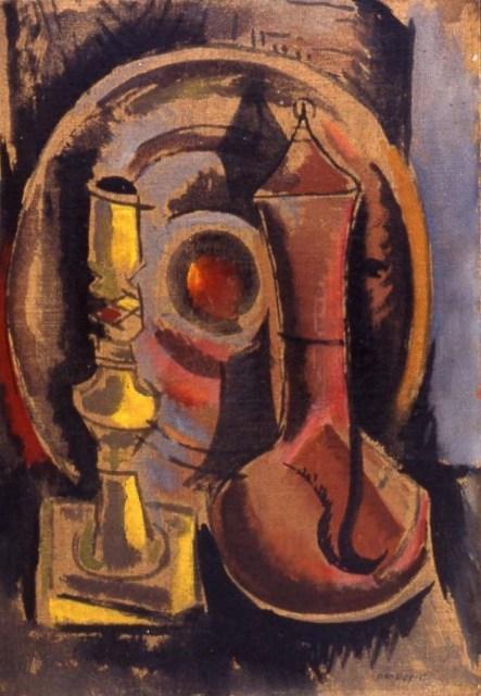 Без названия - Ман Рэй (1915)