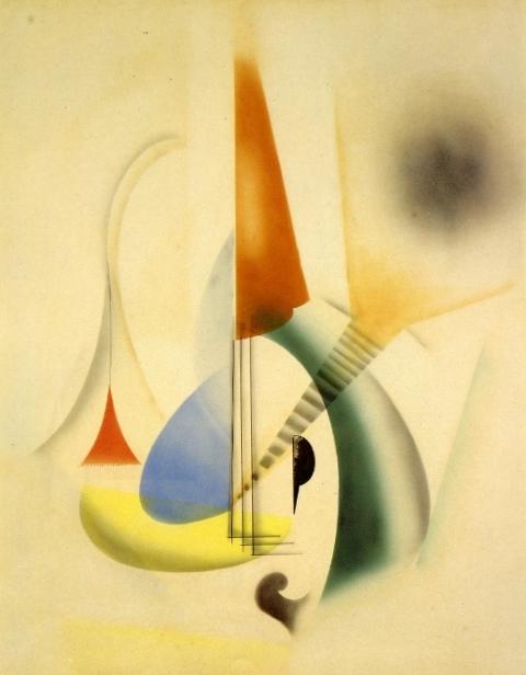 Джаз - Ман Рэй (1919)