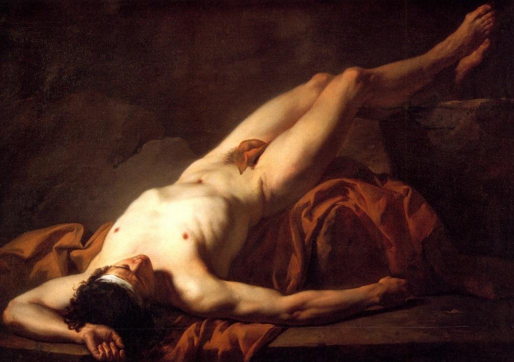 Гектор - Жак Луи Давид (1778)