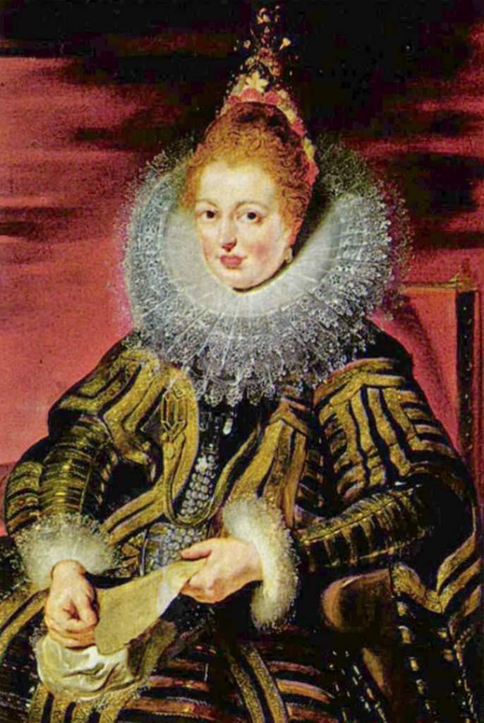 Изабелла - Питер Пауль Рубенс (1609)