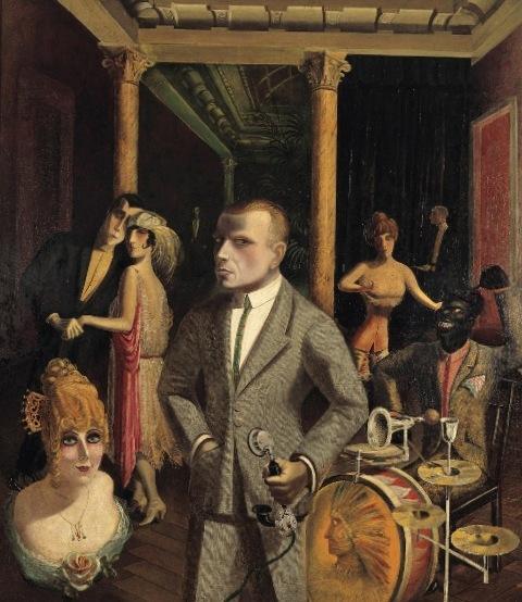 К красоте - Отто Дикс (1922)