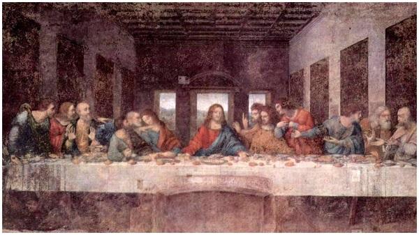 Картины Леонардо да Винчи с названиями