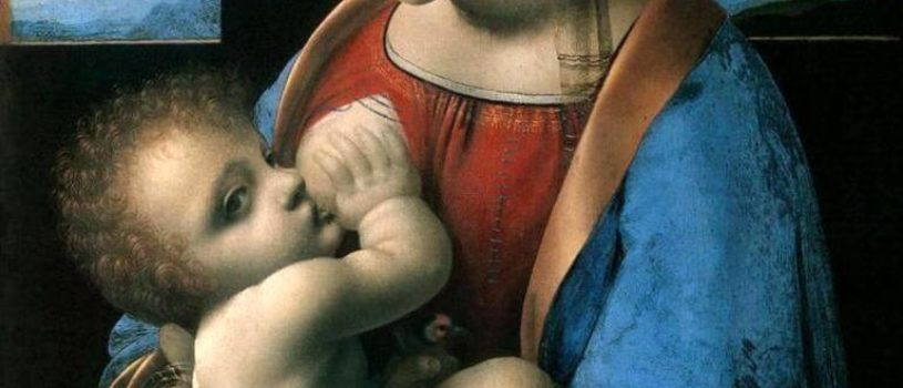 Знаменитые картины Леонардо да Винчи