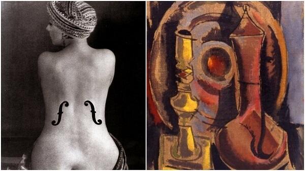 Ман Рэй - фотограф и художник сюрреализма