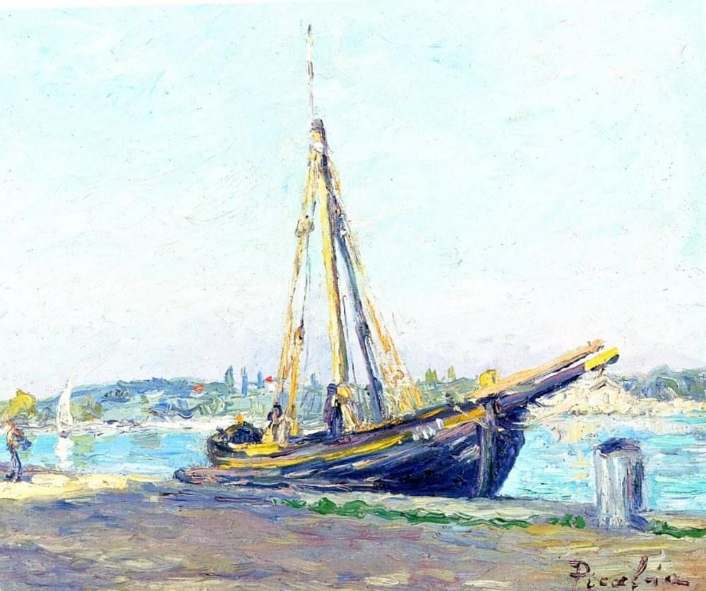 Мартига - Франсис Пикабиа (1904)